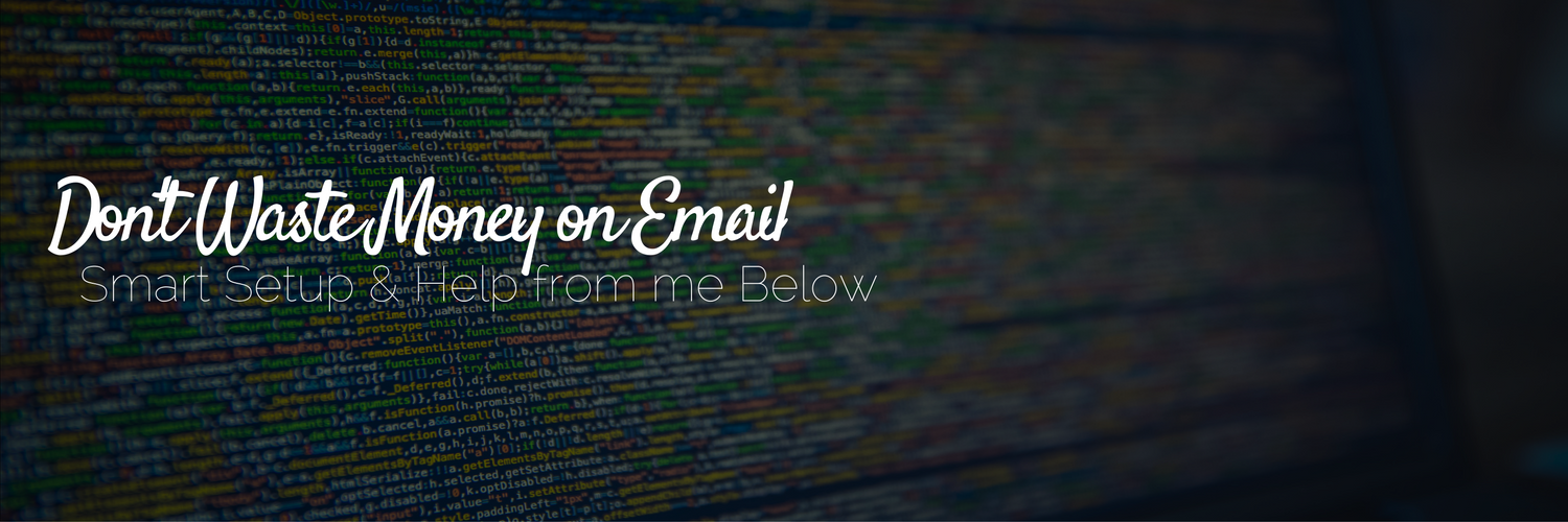 Don't Waste Money on Unnecessary Email