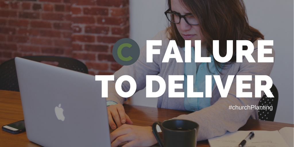 Failure To Deliver, part 1